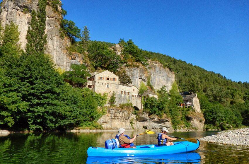 Turismo Activo en la región francesa de la Lòzere