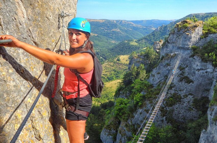 La Lozère, turismo activo y aventura asegurada