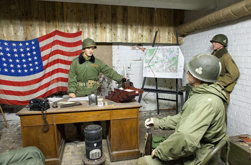 Ruta de la memoria histórica, la Batalla de las Ardenas Bélgica – Valonia