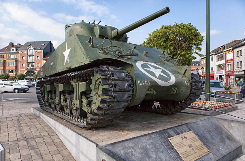 Ruta de la Memoria Histórica de las Ardenas en Bélgica-Valonia