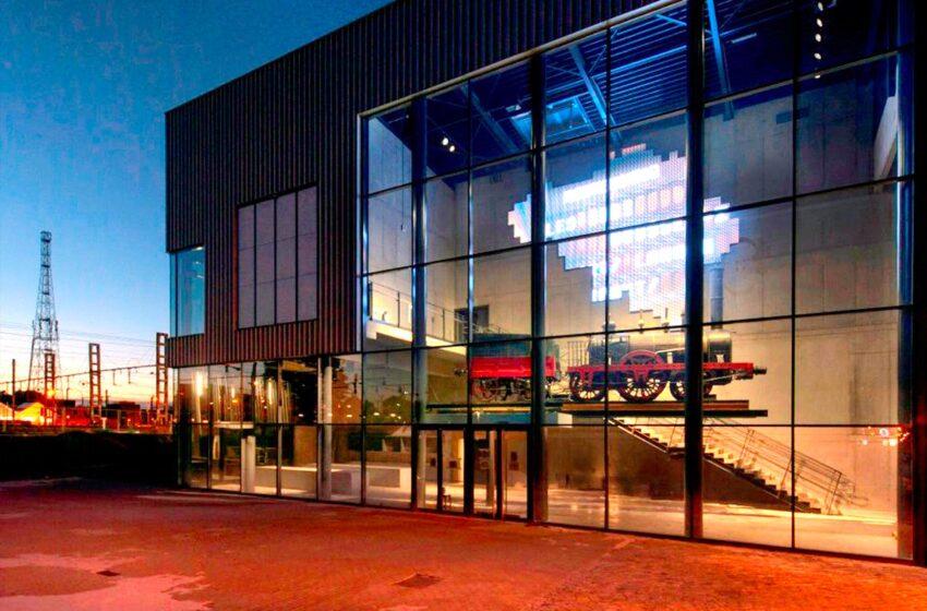 Bruselas presenta el nuevo museo Train World