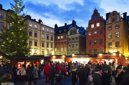 Suecia te invita a descubrir sus mercados navideños