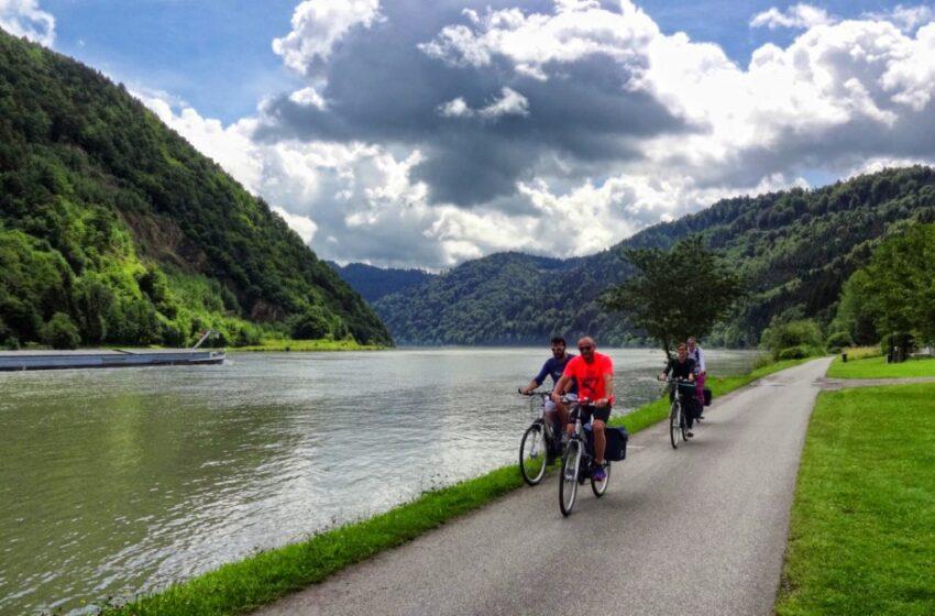 El Danubio sobre dos ruedas
