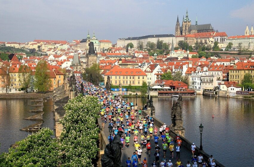 La Republica Checa, potencia mundial del running