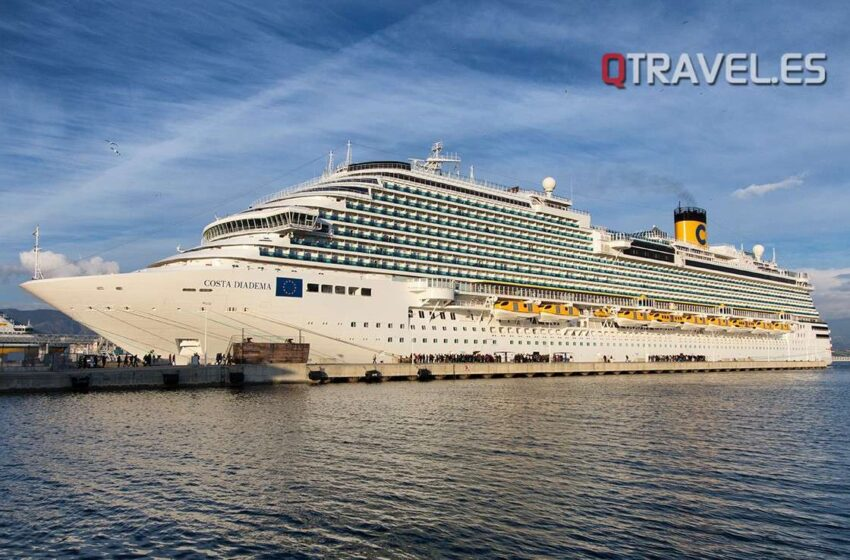 Crucero Costa Diadema, una joya italiana en el Mediterráneo