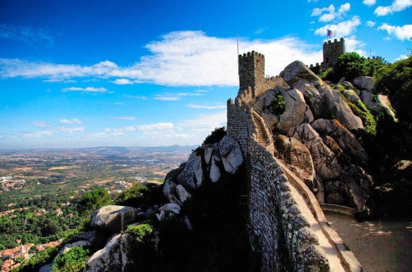 Lisboa te invita a descubrir la ruta de sus castillos y fortalezas