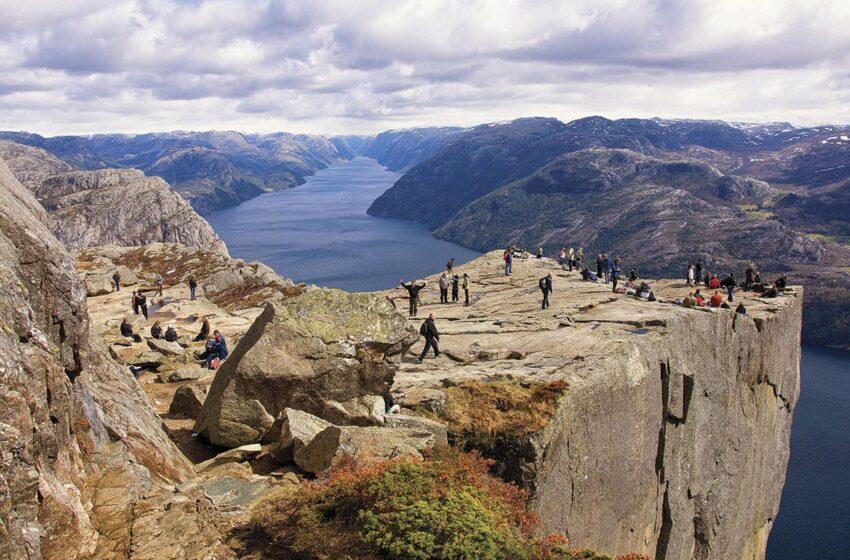 La región noruega de Stavanger