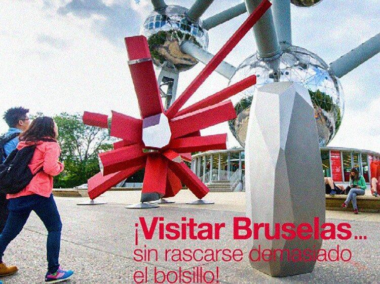 Nueva guía para los jóvenes que visitan Bruselas