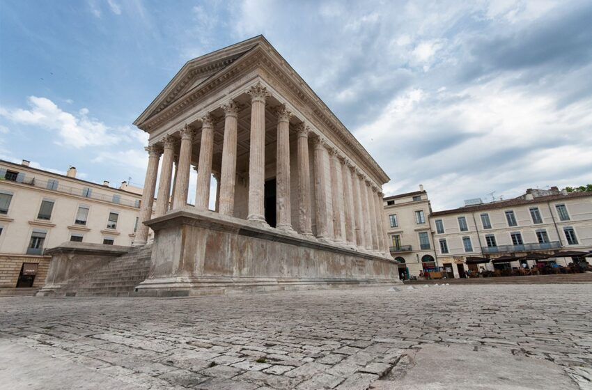 Nimes, una pequeña Roma en Francia