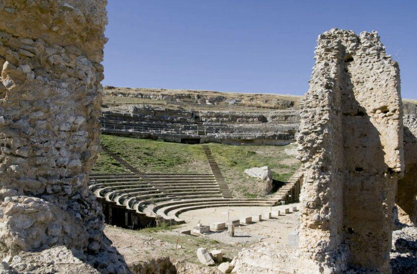 Descubre la ciudad Romana de Clunia en Burgos