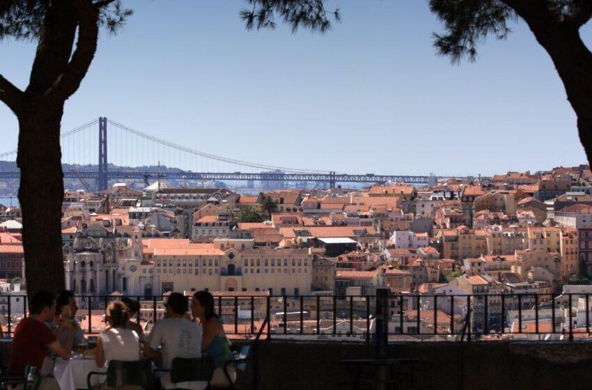 Descubre Lisboa y sus mejores vistas desde sus miradores