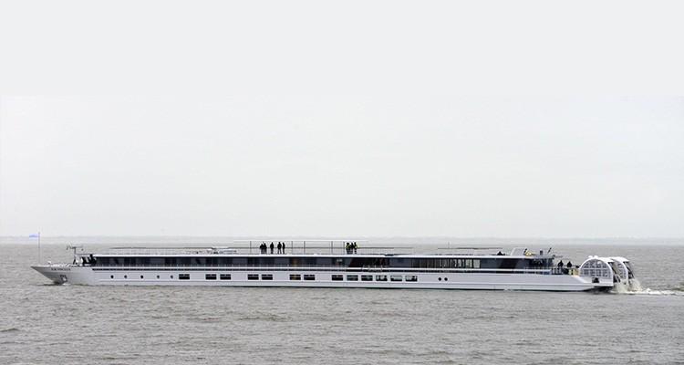 CroisiEurope inaugura su nuevo crucero MS Elbe Princesse en Berlín