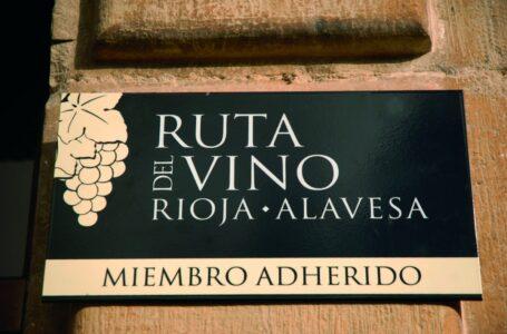 La Ruta del Vino de Rioja Alavesa conserva su distintivo