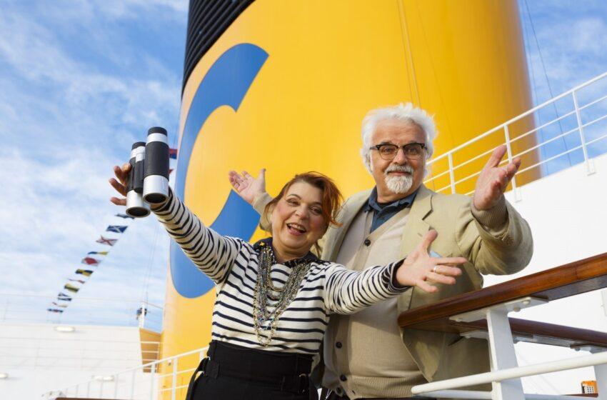Costa Cruceros, novedades de la campaña «Felicità al Quadrato»