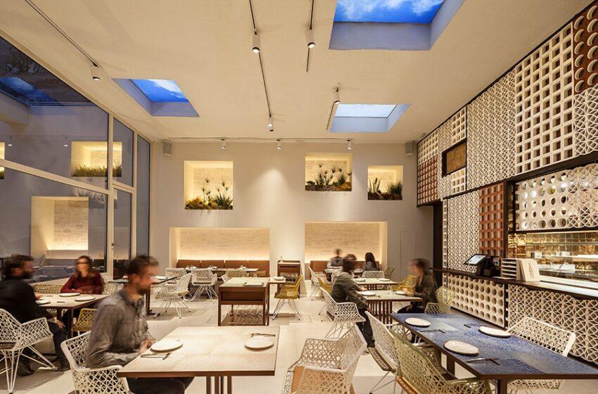 Restaurante Disfrutar, uno de los mejores del mundo en Barcelona