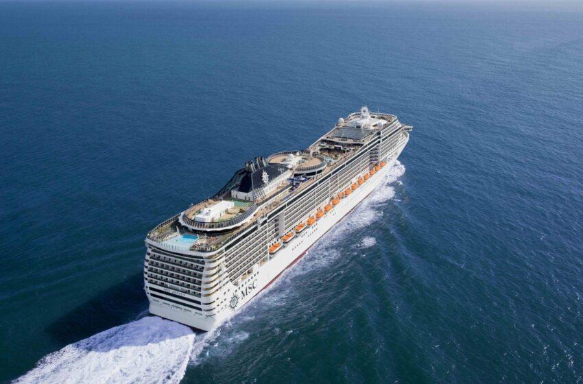 MSC Cruceros mejora la conexión de internet a bordo
