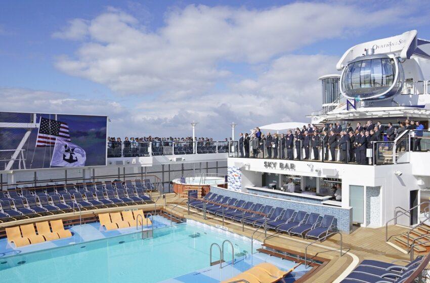 Royal Caribbean incorpora a su flota el Ovation of the Seas