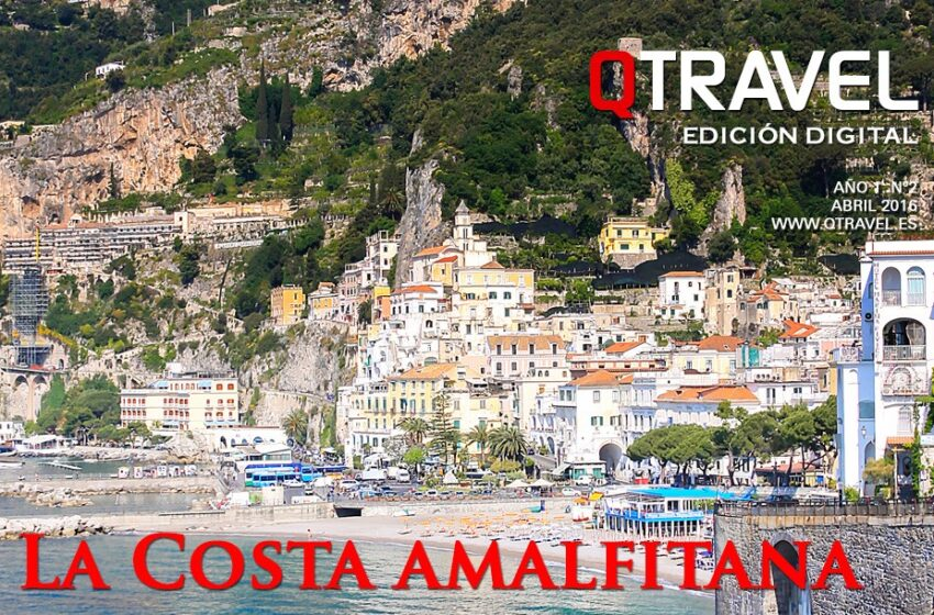 Revista QTRAVEL Digital n.2 – Costa Amalfitana