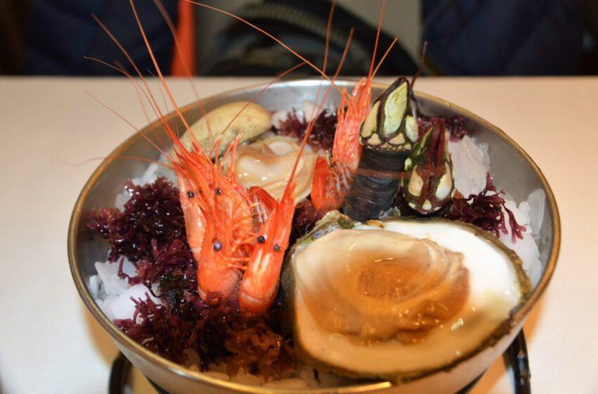 Restaurante Rías de Galicia, un mar de delicias gallegas