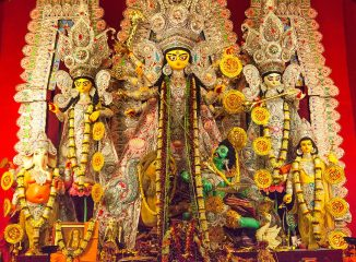 Pandal Festival Durga Puja Calcuta ©QTRAVEL DIGITAL