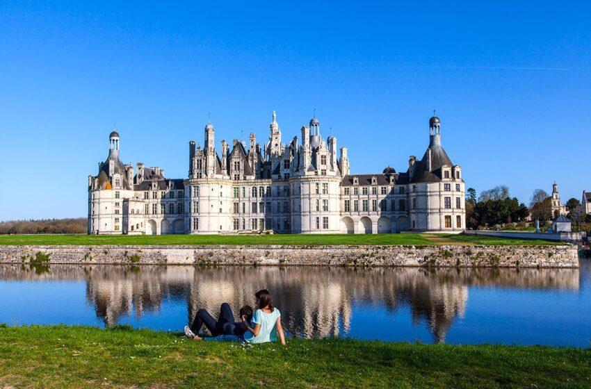 Qué ver en Chambord residencia real en el Loira