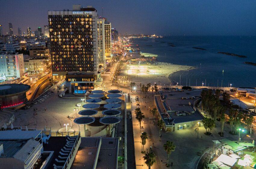 Tel Aviv, la joya del mar Mediterráneo
