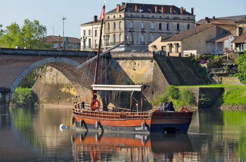 Bergerac en Dordoña-Périgord