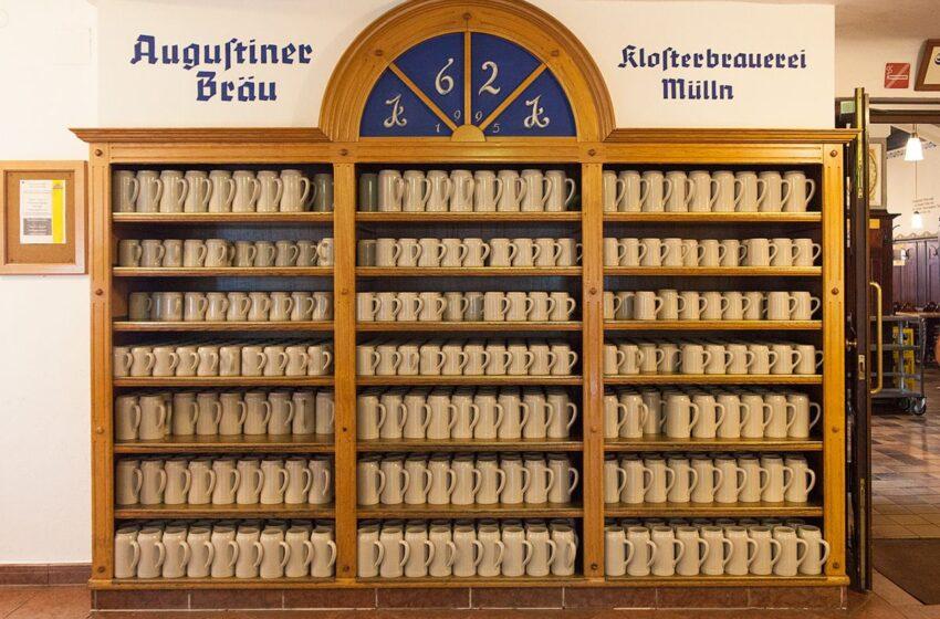 Salzburgo: Cervecería Stiegl y Agustiner Bräu