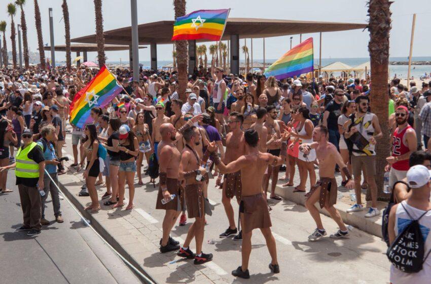 Tel Aviv Gay Pride – Israel