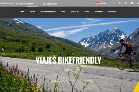 Viajes Bikefriendly, el buscador de destinos para viajar con tu bicicleta