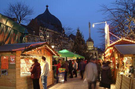 Mercadillos navideños de Valonia y Bruselas
