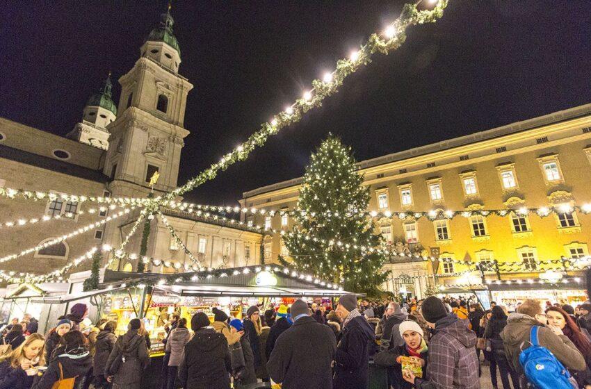 Mercados navideños de Salzburgo