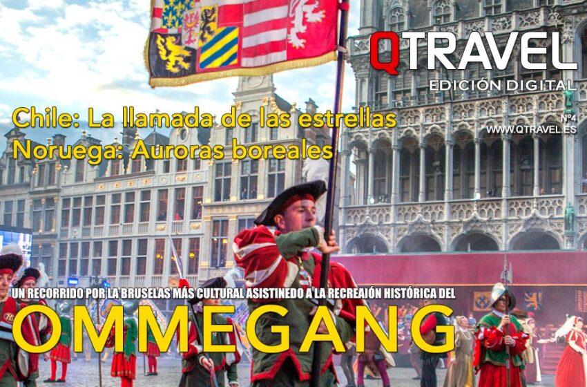 Revista QTRAVEL Digital n.4 – Bruselas Ommegang