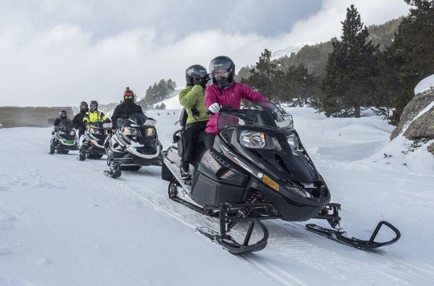 Andorra, un invierno de actividades sin ponerte los esquís