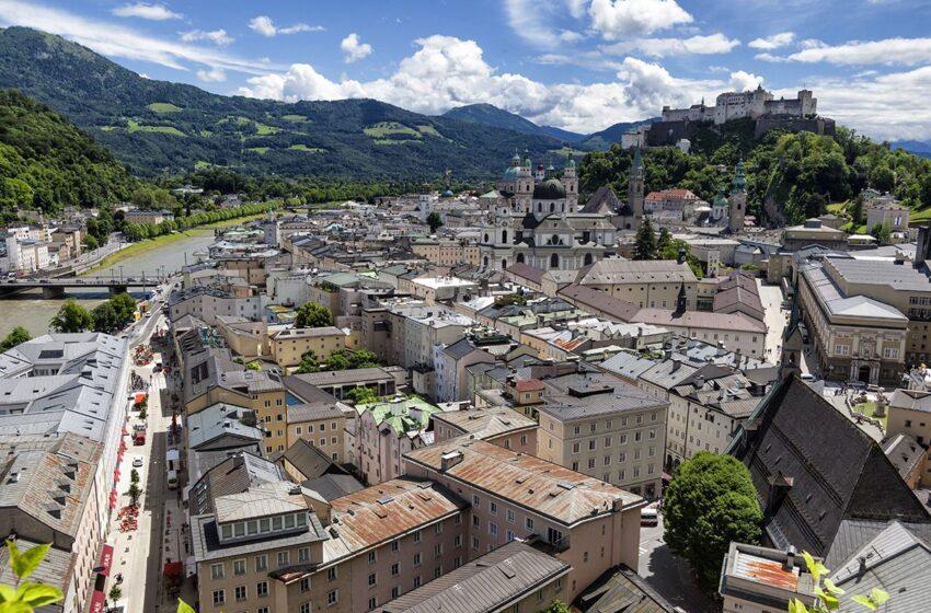 Salzburgo, un auténtico museo al aire libre