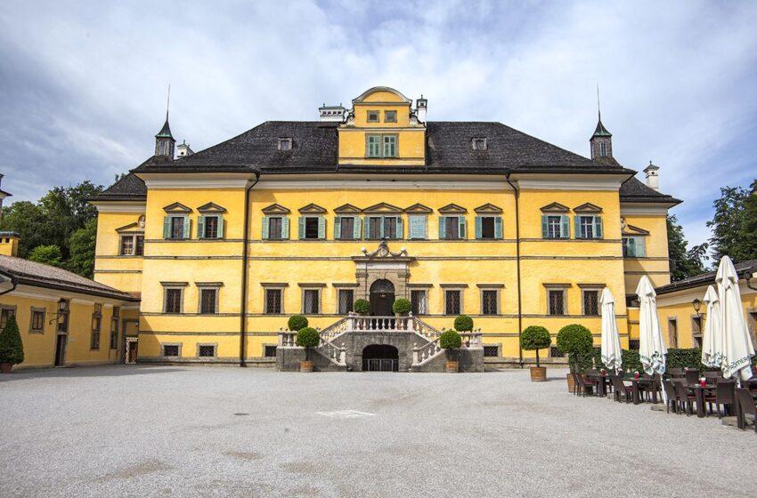 Salzburgo, el Castillo de Hellbrunn y los juegos de agua