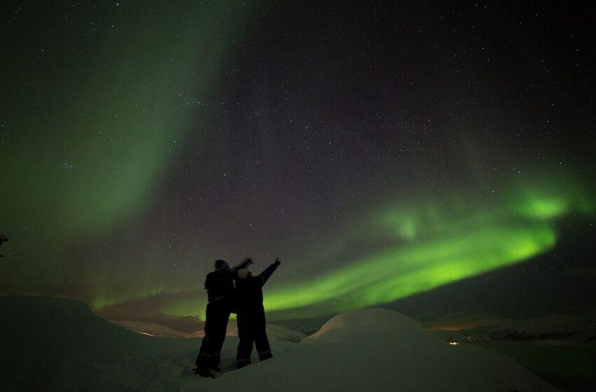 Experiencia en el Ártico: A la caza de auroras boreales