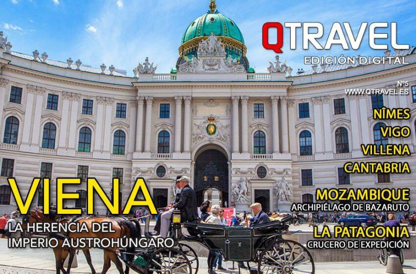 Revista QTRAVEL Digital n.5 – Viena