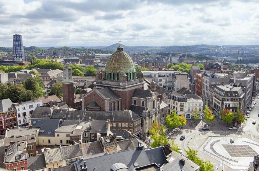 Charleroi, el renacimiento de una ciudad industrial