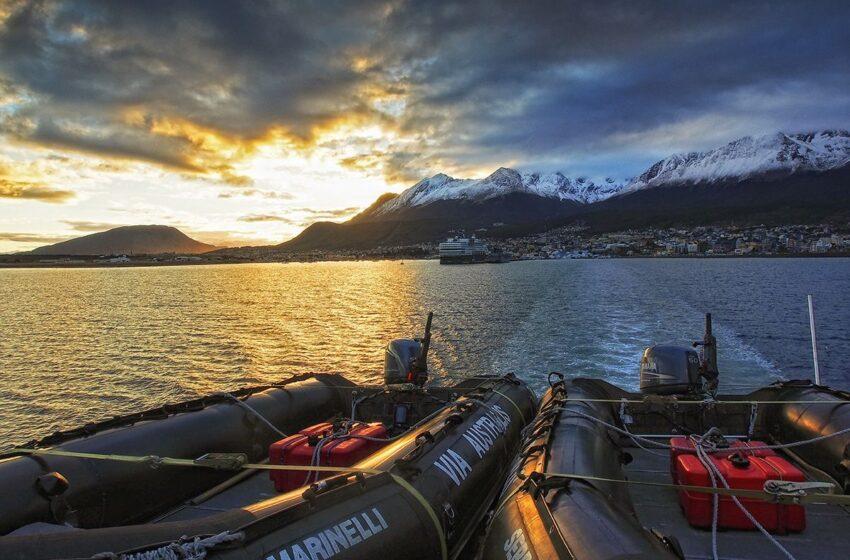 Crucero de expedición a la Patagonia