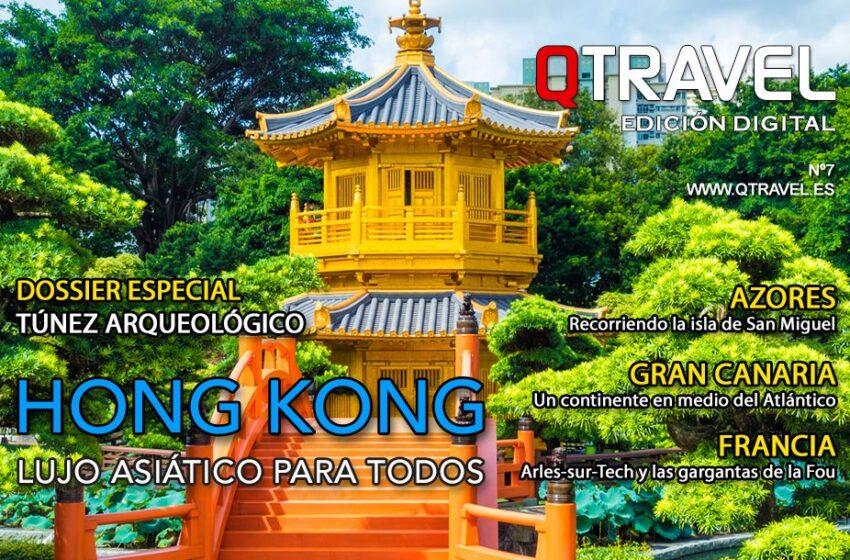 Revista QTRAVEL Digital n.7 – Hong Kong