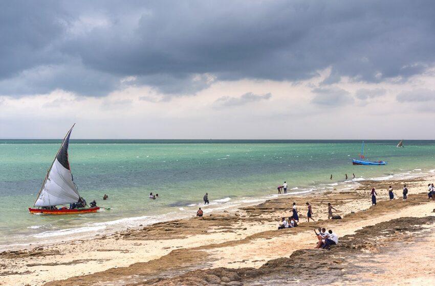 Mozambique, el archipiélago de Bazaruto
