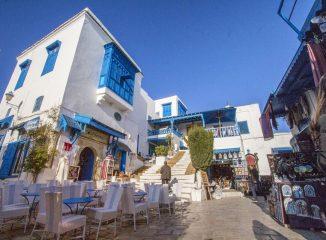 Café des Nates en Sidi Bou Said