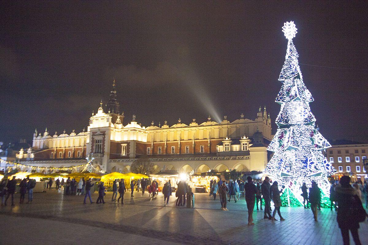 Mercadillo De Navidad De Cracovia Revista Qtravel ~ Mercadillos En Barcelona Y Alrededores