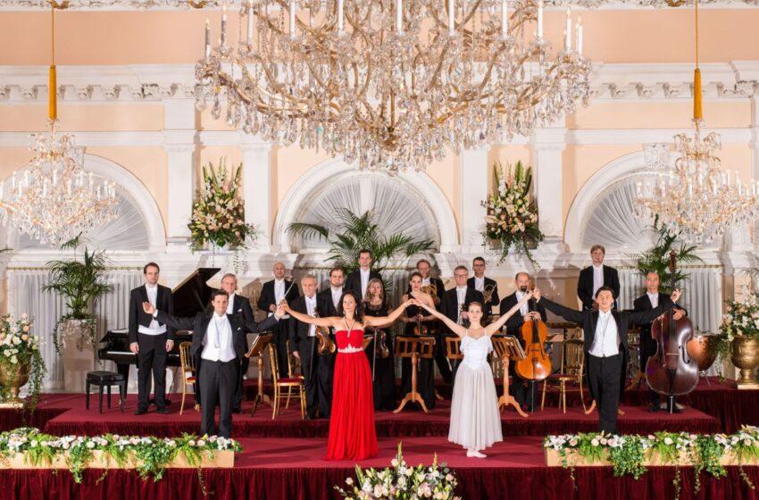 Melodías de Viena, de los valses de Strauss al genio de Mozart
