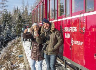 Tren de adviento Schafbergbahn