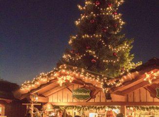 Mercado navideño Strobl