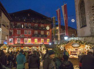 Mercado navideño St. Wolfgang