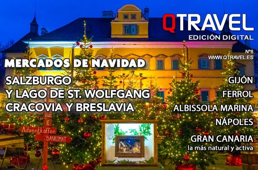 Revista QTRAVEL Digital n.8 – Mercados de Navidad