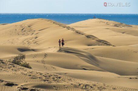 Gran Canaria, sol y playa todo el año